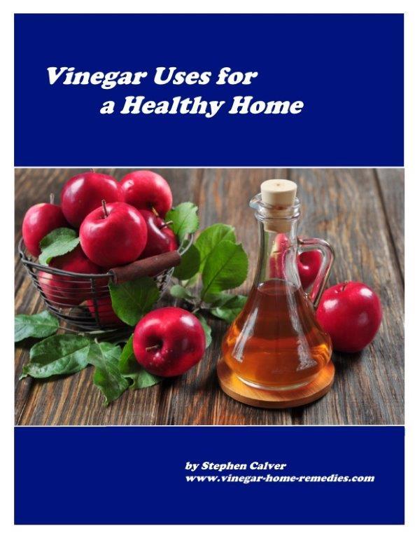 vinegar home remedies ebook